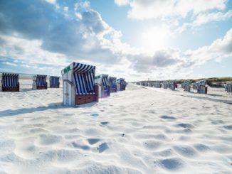 Badestrände von Norderney