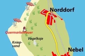 Ortschaften auf Amrum: Norddorf