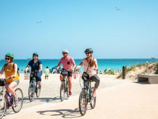 Fahrradfahren auf Sylt