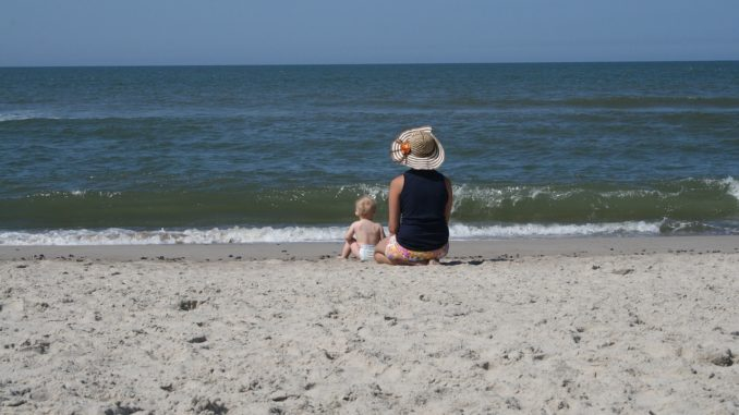Nordseeurlaub: OnTour mit dem Nachwuchs